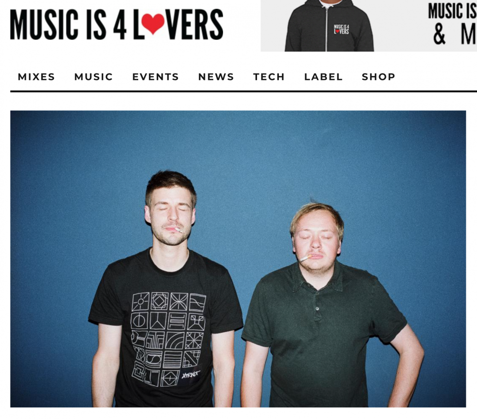 Music Is 4 Lovers Feature